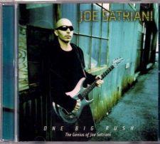 "Buy JOE SATRIANI ~ "" One Big Rush "" Rock CD"