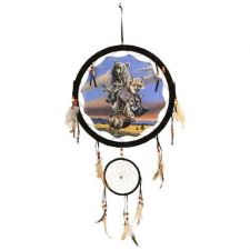 "Buy 13"" Wild Animal Dream Catcher ***ON SALE***"