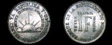 Buy 1970 Burundi 1 Franc World Coin