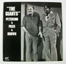 Buy THE GIANTS ~ Oscar Peterson & Joe Pass & Ray Brown 1977 Jazz LP