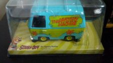 "Buy SCOOBY DOO ""THE MYSTERY MACHINE"" 2003 NEW 1/18 SCALE DIE CAST"