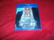 Buy MYSTIC MOUNTAINS 3D BLU-RAY 3D RELAX SERIES NEW & FACTORY SEALED