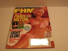 Buy FHM Magazine Paris Hilton March 2004