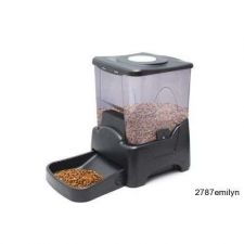 Buy Automatic Feeder Timer Dog Cat Pet Dry Food Vacation Portion Control Dispenser