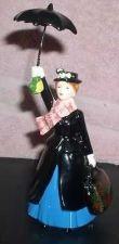 Buy Mary Poppins with her umbrella Walt Disney Productions Japan marking fgiurine