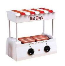 Buy HOT DOG SAUSAGE OLD-FASHIONED COOKER ELECTRICS HDR-565 ROLLER MACHINE NOSTALGIA