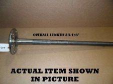 """Buy NEW Rear 88-99 Chevy / GMC Axle Shaft, 6 LUG, 33 Spline, 9.5 Ring Gear, 33-1/8"""""""