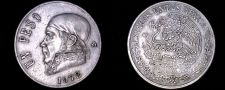 Buy 1972 Mexican 1 Peso World Coin - Mexico
