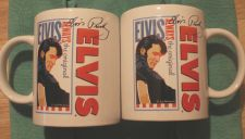 Buy Elvis mugs (Set of 2) - Really nice! Excellent condition