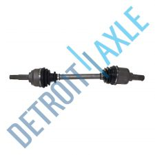 Buy Complete Front Driver Side CV Axle Shaft - CVT or 4 Spd A.T. w/o ABS