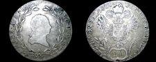 Buy 1806-C Austrian 20 Kreuzer World Silver Coin - Austria