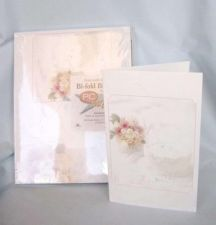 Buy Rose Computer Paper for Wedding or Shower 25 Invitation Cards & 25 Envelopes NIP