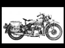 Buy INDIAN 741 WORKSHOP SERVICE and PARTS MANUALSs + WW2 Indian Ad Art & Repair info