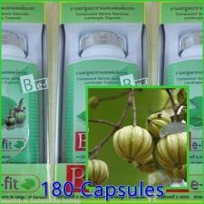 Buy 3x Garcinia Cambogia Weight loss HCA Fat Burn Organic Natural Diet 180 Capsules