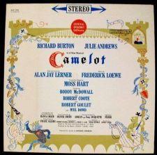 Buy CAMELOT 1960 Soundtrack LP