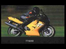 Buy TRIUMPH SPEED FOUR TT600 4 WORKSHOP MANUAL for TT 600 Motorcycle Repair