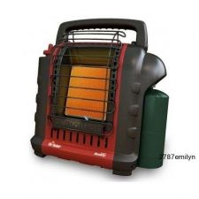 Buy Propane Space Heater Indoor/Outdoor High Efficiency Clean Burning Free Shipping