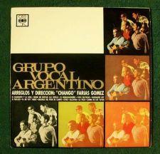 "Buy GRUPO VOCAL ARGENTINO ~ Direccion ""Chango"" Farias Gomez / LP Argentina"