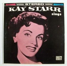 Buy KAY STARR ~ Kay Starr Sings 1960 Jazz / Vocal LP