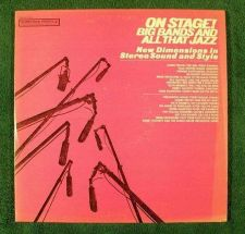 Buy General Electric / ON STAGE! Big Bands and All That Jazz ~ DOUBLE Stereo LP