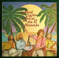 Buy APRIL WINE ~ Live At The El Mocambo 1977 Rock LP