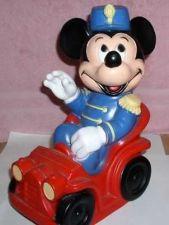 Buy Disney Mickey Mouse Band Leader Bank Walt Disney Productions WDP Piggy Bank