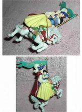 Buy Snow White & the 7 Dwarfs - & Prince Carousel Figurine Ornament