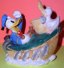 Buy Disney Donald Duck Boat with a Pelican bank