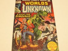 Buy Worlds Unknown Marvel Comic July 1973 Vol 1 No. 2