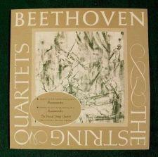 Buy BEETHOVEN ~ 2nd and 3rd Rasoumovsky / Quartet No. 8 & No. 9 Pascal LP
