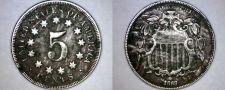 Buy 1868 Shield Nickel