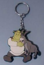 Buy Shrek & donkey Keychain shrek 2 rare