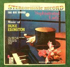 "Buy MUSIC OF DUKE ELLINGTON "" Sophisticated Lady "" The Big Sound Pop LP"
