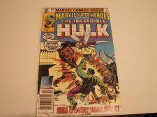 Buy Marvel Super Heroes The Incredible Hulk Oct 1981 Vol 1 #102