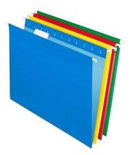 Buy File Folders Hanging Office Home Letter Size Paper Recycled Filing Cardboard