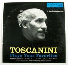 Buy TOSCANINI Plays Your Favorites ~ Classical LP