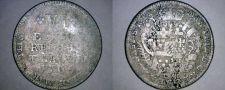 Buy 1764-IK German States Munster 1/6 Thaler World Silver Coin