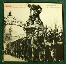 Buy World War II Time Capsule LP ~ Hitler's March On Czechoslovakia / U.S. At War