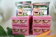 Buy 4x Rasyan Herbal Clove Toothpaste Anti Bad Breath Whitening Muay Thai Free Ship