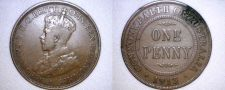 Buy 1913 Australian 1 Penny World Coin - Australia