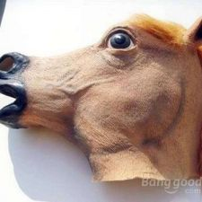 Buy Sale: Horse Head Mask NEW - very cool!! USA Seller Fast shipping