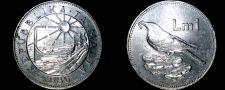 Buy 1986 Malta 1 Lira World Coin