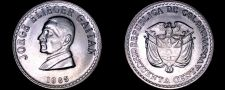 Buy 1965 Colombian 50 Centavo World Coin - Colombia