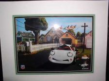 Buy CHEVERON CAR Coke Animation Art LIMITED EDTION