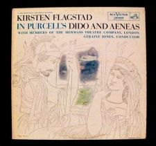 Buy KIRSTEN FLAGSTAD in Purcell's DIDO AND AENEAS High-Fidelity LP