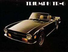 Buy TRIUMPH TR6 WORKSHOP & PARTS MANUALs 550pgs w/ Service Repair Frame & Blueprints