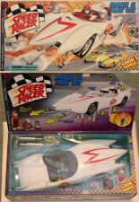 Buy Speed Racer Mach 5 - Play Set - Resaurus - MIB