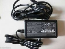 Buy genuine ORIGINAL Sony AC L15A adapter DC camera battery CHARGER brick cord power