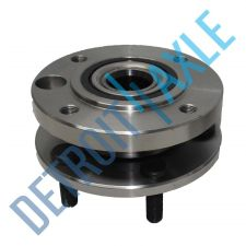 Buy NEW Front Driver or Passenger Complete Wheel Hub and Bearing Assembly w/ 4WD