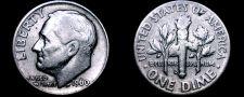Buy 1960-D Roosevelt Dime Silver